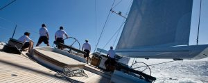 Sailing Yacht Charter Istanbul