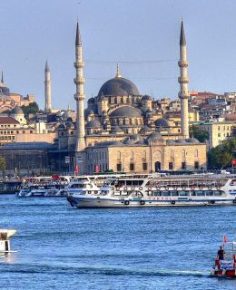 Bosphorus Sightseeing Tours.