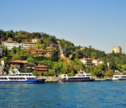 Bosphorus Lunch Cruises