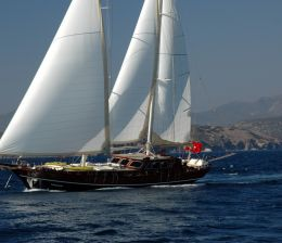 Gulet charter Istanbul